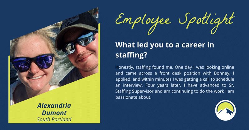 Employee Spotlight: Alex Dumont